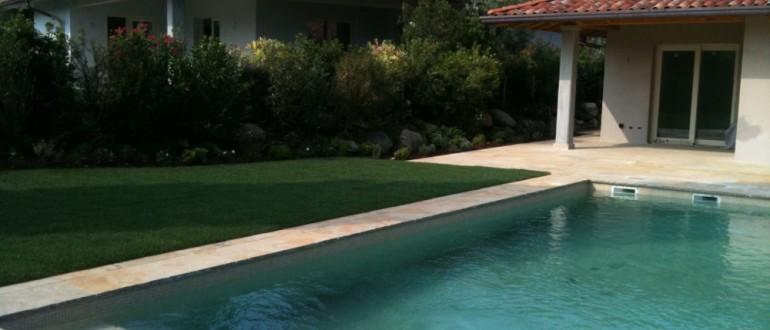 impianti idraulici e di climatizzazione Ville Portese per Ditta Living House